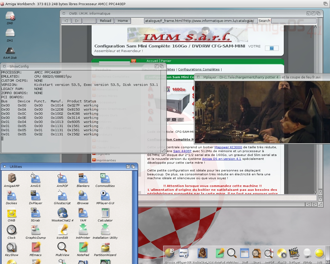 IntuitionBase - Your Guide To AmigaOS4 x And The AmigaOne